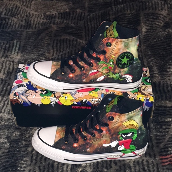 Converse Shoes -  Deadstock  Limited Converse Marvin the Martian 57b4c23c8